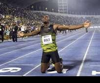 Usain Bolt reafirmó que este año será el último de su carrera como corredor. Foto: AP