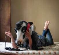 Sujatro Ghosh fotografió a las mujeres en la intimidad de sus hogares.