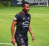 El 'Chiqui' Guerrero podría jugar con el vigente campeón de la Conmebol Sudamericana.