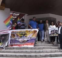 QUITO, Ecuador.- Según la defensa de los acusados, no hay razones para mantener la prisión preventiva en contra de Jiménez y Villavicencio. Foto: API