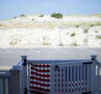 Las playas públicas de Nueva Jersey fueron cerradas debido a una disputa sobre el presupuesto estatal que no ha permitido su aprobación.