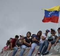 VENEZUELA.- La oposición anunció la realización de un plebiscito en 13 días, es decir el 16 de julio de 2017. Foto: AFP