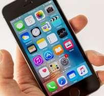 El diseño del nuevo iPhone obligaría a eliminar el botón de inicio. Foto: referencial AP