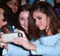 La cantante estadounidense Selena Gomez es la persona con más seguidores (y ganancias) en Instagram.