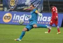Librado Azcona sonó para Liga de Quito pero éste quedó descartado por Esteban Paz.