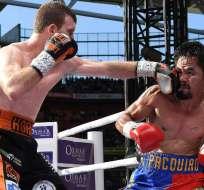 El filipino Manny Pacquiao considera que el box puede morir por una decisión injusta.