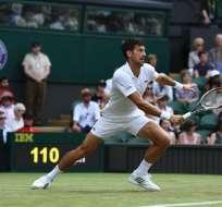 El serbio Novak Djokovic sumó su triunfo número 235 en torneos Grand Slam.