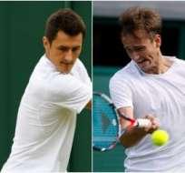 Con fuertes multas fueron sancionados dos tenistas en el tercer Grand Slam de la temporada.