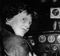 WASHINGTON, EE.UU.-La creencia más extendida es que a Earhart (39 años) y a Noonan (44) se les acabó el combustible y aterrizaron en el océano Pacífico. Foto: AFP.