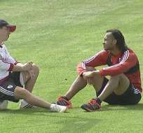 Marcelo Gallardo le habría dicho a Arturo Mina que no lo tiene en sus planes.