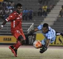 Delfín perdió su invicto en la última fecha del campenato nacional al caer con River Ecuador.