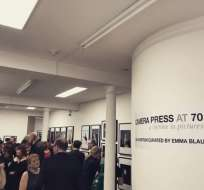 Aniversario 70 de Camera Press. Foto: @drgotts