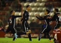 El partido de revancha se jugará en Paraguay el próximo 1 de agosto. Foto: AFP