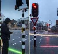 Autoridades esperan mitigar el riesgo y la seguridad de los peatones. Foto: Archivo