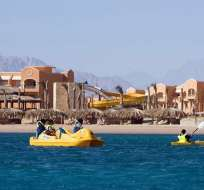 EGIPTO.- En enero de 2016, tres turistas resultaron heridos en Hurghada en un ataque con arma blanca. Foto: Archivo