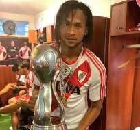 Arturo Mina no habría llegado a un acuerdo con Cerro Porteño por el tema del salario.