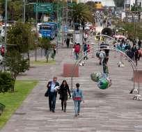 Al momento el INEC contabiliza más de 16 millones de habitantes y Quito es una de las ciudades más pobladas. Foto: Cortesía Revista Vistazo