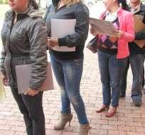 ECUADOR.- El INEC difunde las cifras de empleo y desempleo en el país, con corte a junio de 2017. Foto: Archivo