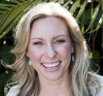 Justine Ruszczyk era entrenadora de yoga.