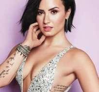 Los fanáticos de la cantante quedaron cautivados por la imagen de la artista. Foto: Archivo