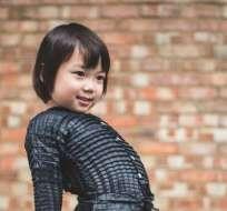 Yasin tuvo la idea de crear ropa que se estira cuando, al visitar a su sobrino, esta se le quedó obsoleta.