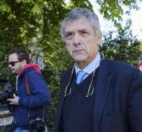 El directivo español y su hijo son investigados por presunta corrupción. Foto: AFP