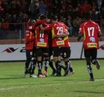Deportivo Cuenca trató de retener al jugador, pero no llegaron a un acuerdo. Foto: API