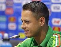 Javier Hernández regresará a la Premier League tras 3 años. Foto: AP