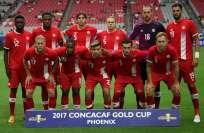 La selección de Canadá es dirigida por el ecuatoriano Octavio Zambrano. Foto: Tomada de la cuenta twitter @CanadaSoccerEN