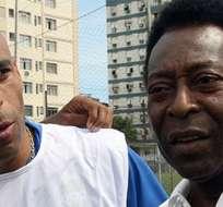 Edinho fue sentenciado a casi 13 años de prisión por blanqueo de dinero salido del tráfico de drogas.