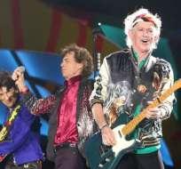 Los músicos planean otra gira en septiembre y octubre por Europa. Foto: AFP.