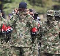 """COLOMBIA.- Un acuerdo en ese sentido """"permitiría aliviar la situación humanitaria de las comunidades en las zonas de mayor confrontación"""", indicó la guerrilla en un comunicado. Foto: Archivo"""