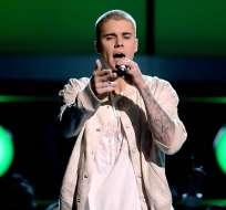 """NUEVA YORK, EE.UU.- """"Justin ama a sus fans y odia decepcionarles"""", pero tomó la decisión después de """"pensarlo mucho"""", dijo en un comunicado su representante. Foto: AFP."""