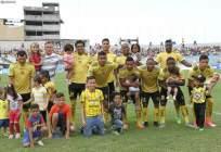 Fuerza Amarilla necesita ganar o empatar en 2 goles o más para pasar a la siguiente fase. Foto: API