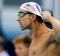 El 23 veces campeón olímpico perdió su duelo contra un tiburón blanco, en un reto para una cadena de televisión.