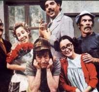 El emotivo reencuentro de los actores se dio en Lima, Perú. Foto: Archivo