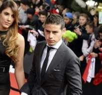 El matrimonio entre Rodríguez y Ospina duró 5 años. Foto: AFP