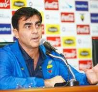 Gustavo Quinteros habló del rendimiento de los seleccionados luego del triunfo sobre Trinidad y Tobago.