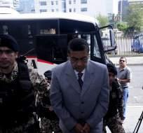 QUITO, Ecuador.- Los jueces consideraron que Tamayo no era autor sino que tuvo una participación secundaria en la red delictiva. Foto: Archivo