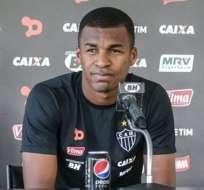 El defensor ecuatoriano Frickson Erazo podría cambiar de equipo en Brasil.