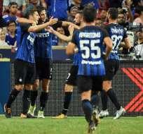 Los italianos superaron por 2-1 a los ingleses en Singapur. Foto: AFP