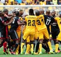 Orlando Pirates y Kaizer Chiefs son los equipos más seguidos de Sudáfrica. Foto: Tomada de soccerladuma.net