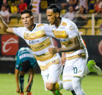 El delantero ecuatoriano hizo el gol del triunfo y dio el pase a las semifinales. Foto: Archivo