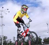 El cuencano Alfredo Campo fue quinto en el Mundial de BMX disputado en Estados Unidos.