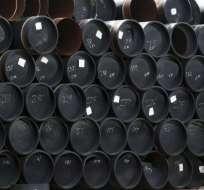 EE.UU.- El barril de WTI, referente estadounidense, cedía 41 centavos, hasta llegar a los $49,34. Foto: Archivo