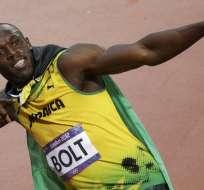El atleta Usain Bolt se retirará del atletismo profesional en el Mundial de Londres.