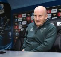 El técnico uruguayo Pablo Repetto dijo que este tipo de triunfos se disfrutan más.