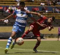 Deportivo Cuenca superó por la mínima diferencia a El Nacional en el Olímpico Atahualpa.