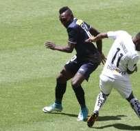 Liga de Quito y Guayaquil City empataron a un gol por la cuarta fecha del torneo local.