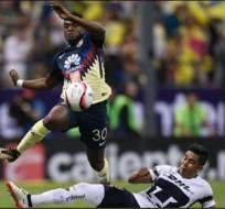 El ecuatoriano Renato Ibarra regresó a las canchas tras superar una terrible lesión.